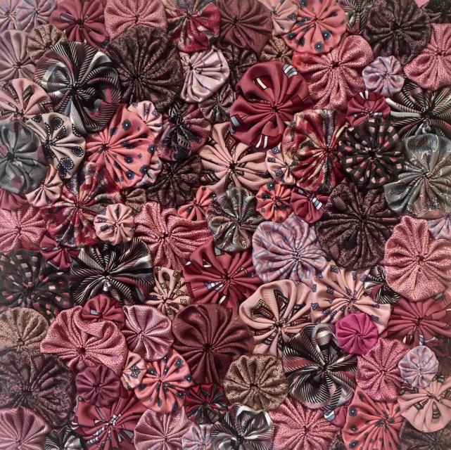 Pink Garden II