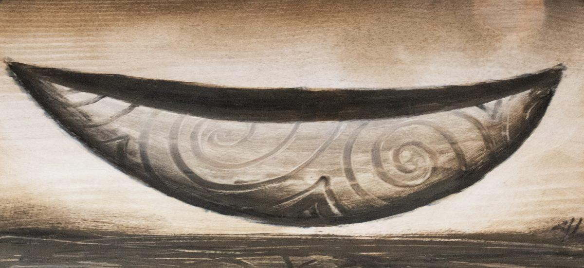 Slough Canoe