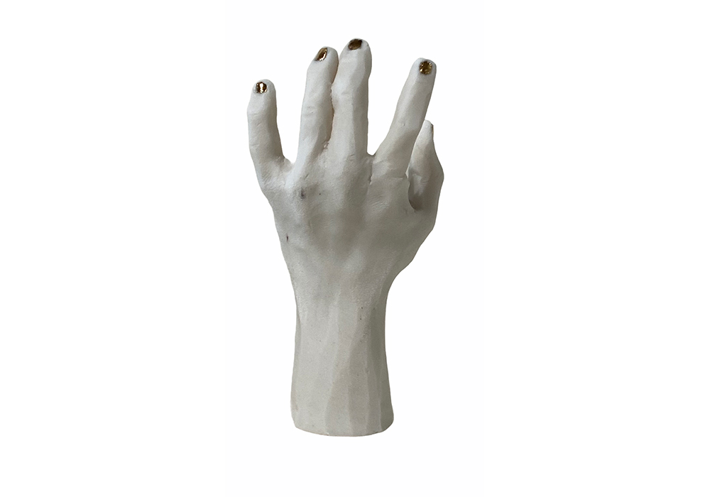 Hand (White, Left Hand)
