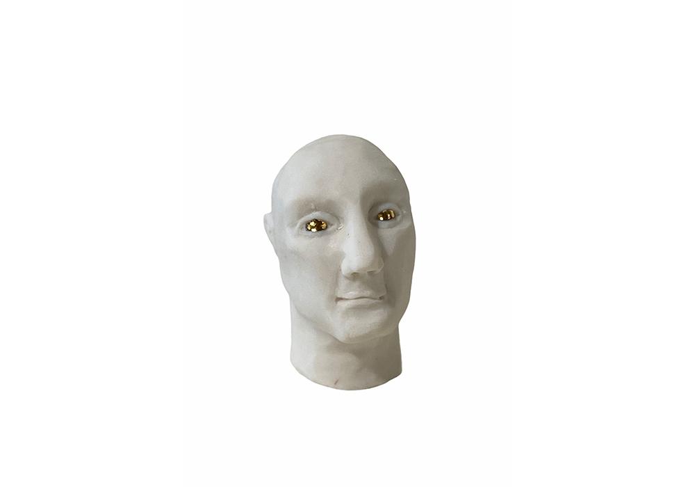 Head (White)